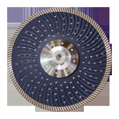 Ø Çap 230 mm Flanşlı m14 Turbo Testere